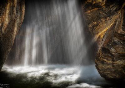 Sicamous Creek Falls
